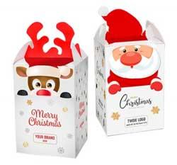 caja chuches navidad ninos