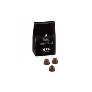 bolsa con bombones chocolate
