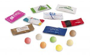 Chicles personalizados