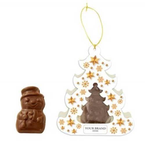 figura chocolate navidad