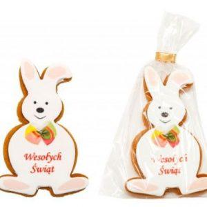 Conejo de galleta de Pascua