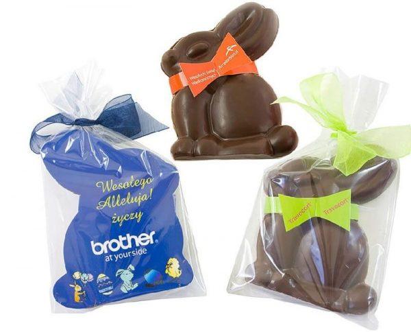 conejo chocolate Pascua