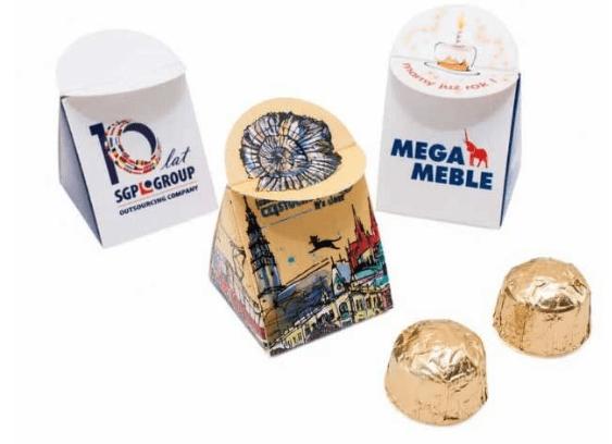 originales bombones personalizados para empresas