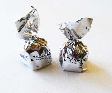 bombones de chocolate personalizados