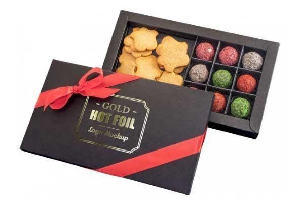 cajas de galletas personalizadas al por mayor