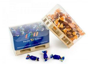 Caramelos personalizados con tu marca