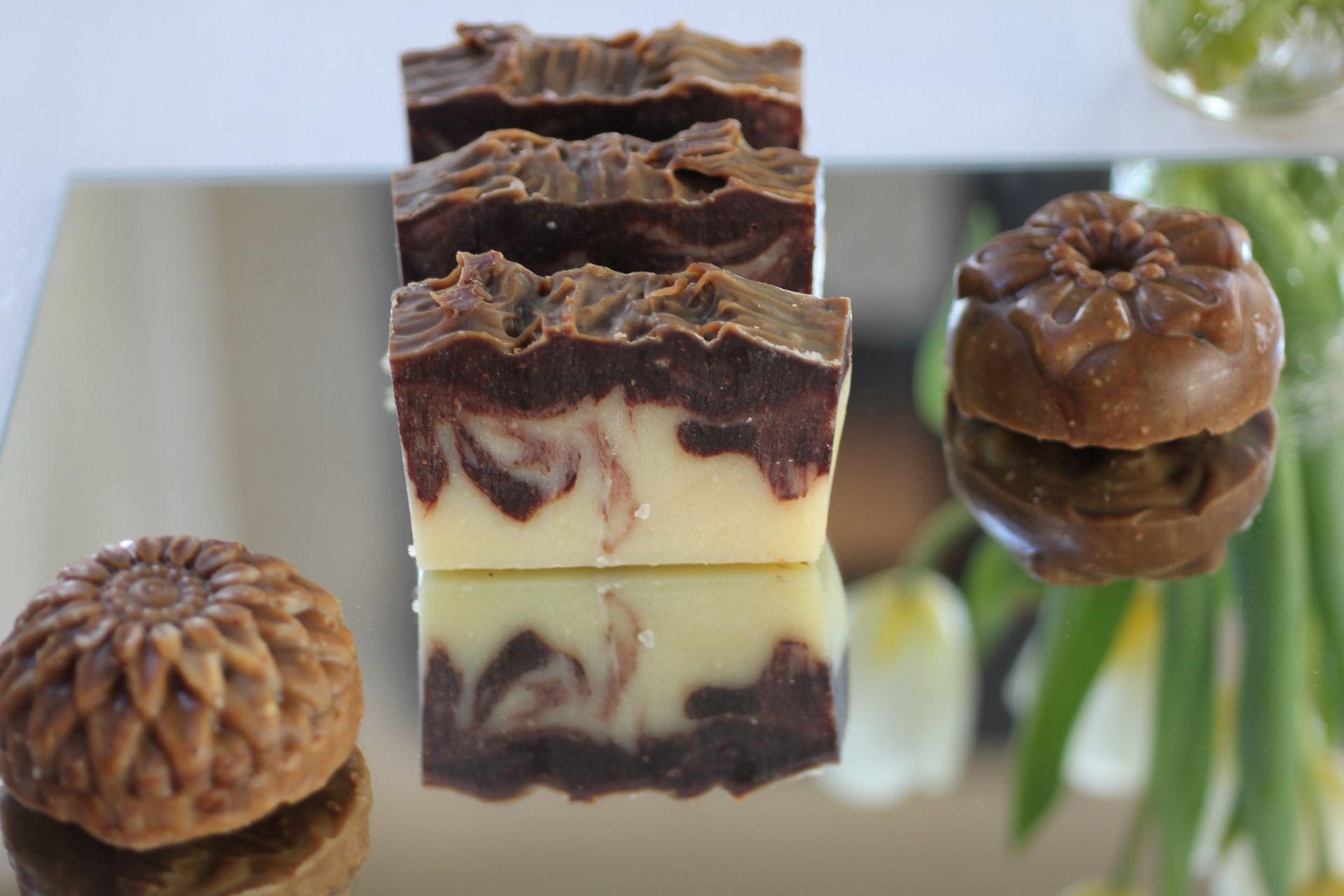 Cosmeticos de chocolate